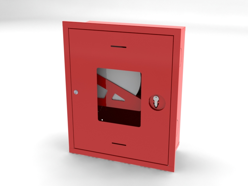 ШПК-310 ВОК встроенный открытый красный